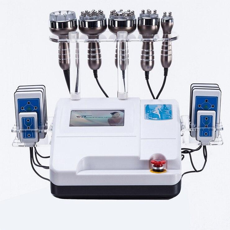 Upgraded Lipo cavitation machine Skin Rejuvenation 40k cavitation Body and Face for beauty