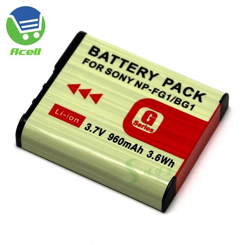 NP-BG1 NP-FG1 batería para SONY DSC-H10 H20 H50 H55 H70 H90 HX30 HX7 HX9 N1 N2 T100 W90 W100 W300 W290 W300 HDR-GW77 GW55 Cámara