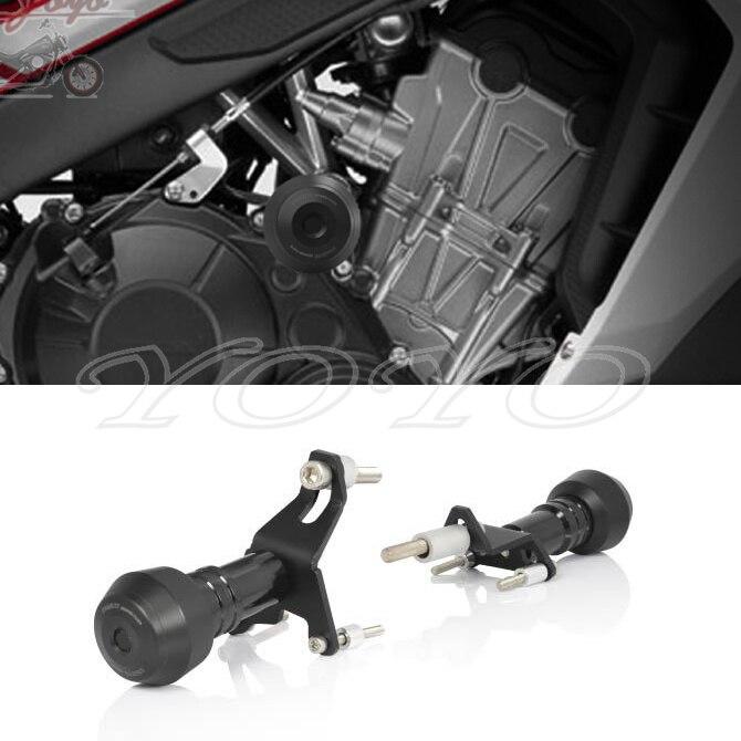 La motocicleta de marco de aluminio deslizante carenado para Honda CBR650F CBR650R CB650F 2014, 2015, 2016, 2017, 2018