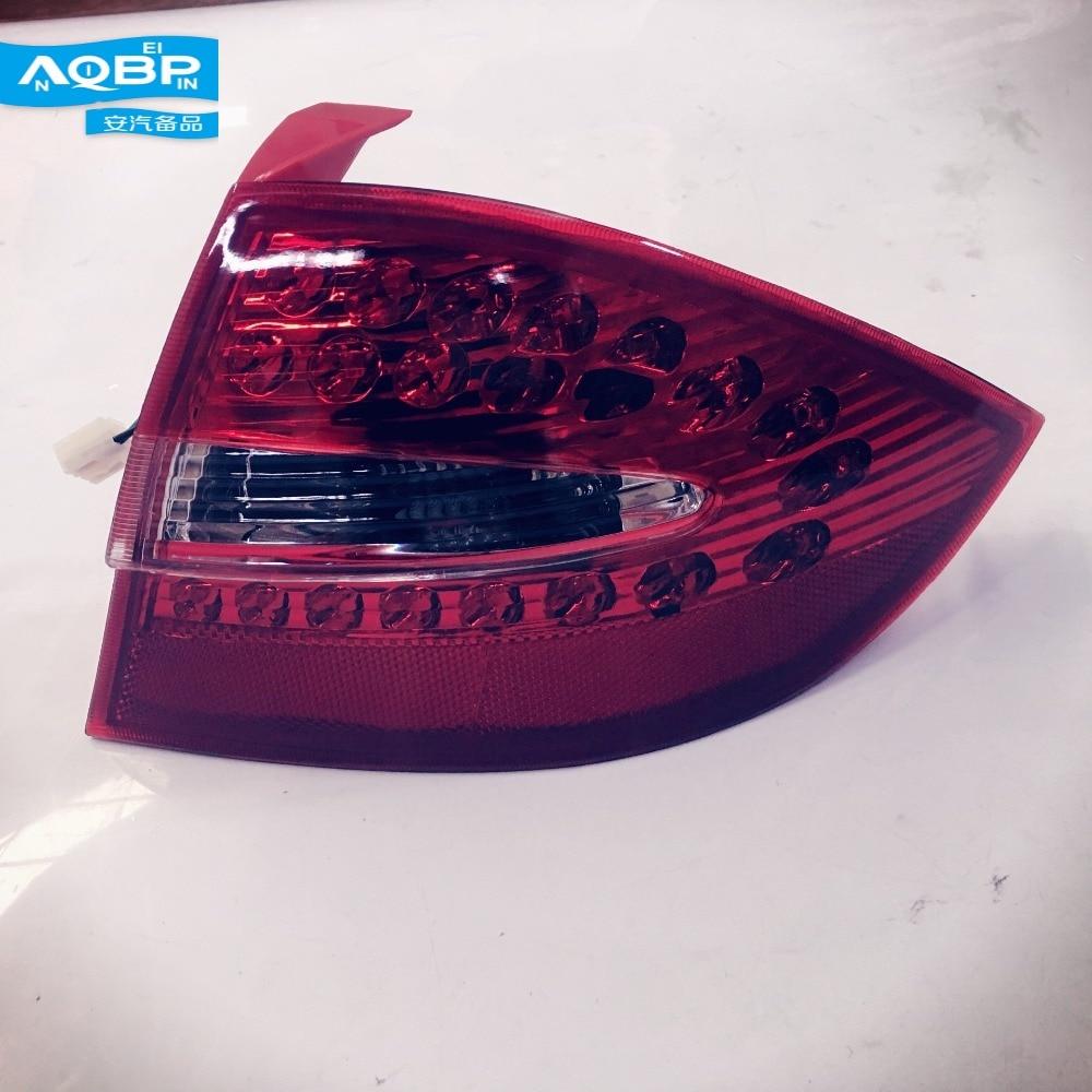 Número OE 4133200U7101 para JAC J5, faro trasero derecho para automóviles, motocicletas, montaje de luz para coche