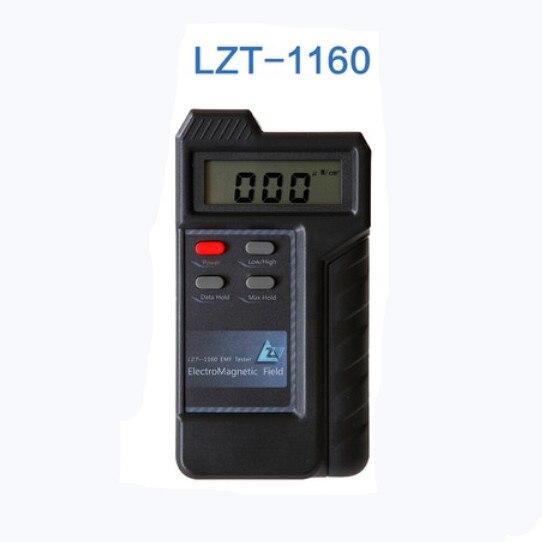 LZT-1160 Электромагнитная волна радиометрический ретектор тест магнитное поле Интенсивность измерения лучистый монитор высокая частота