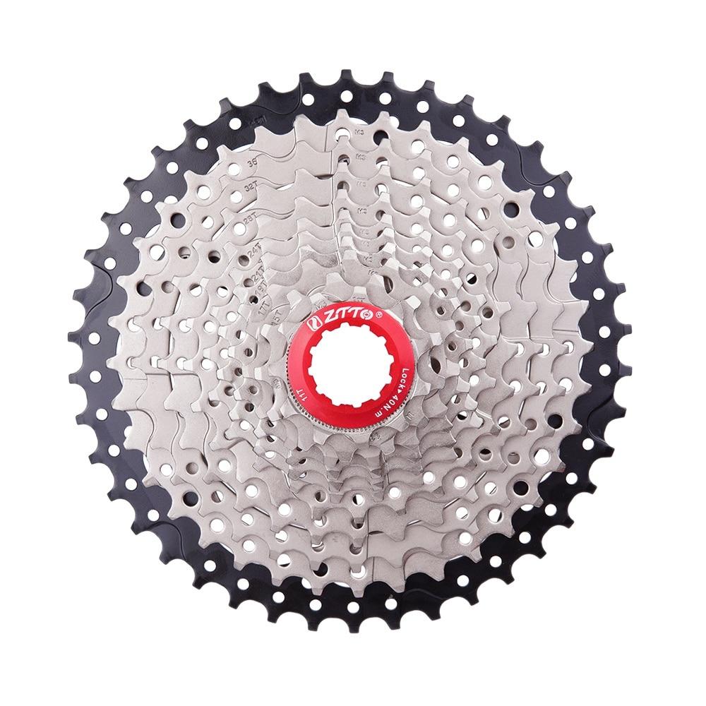 Ztto-piñón libre de bicicleta, rueda dentada Compatible con piezas de bicicleta, 11 S 11-42T, Mtb