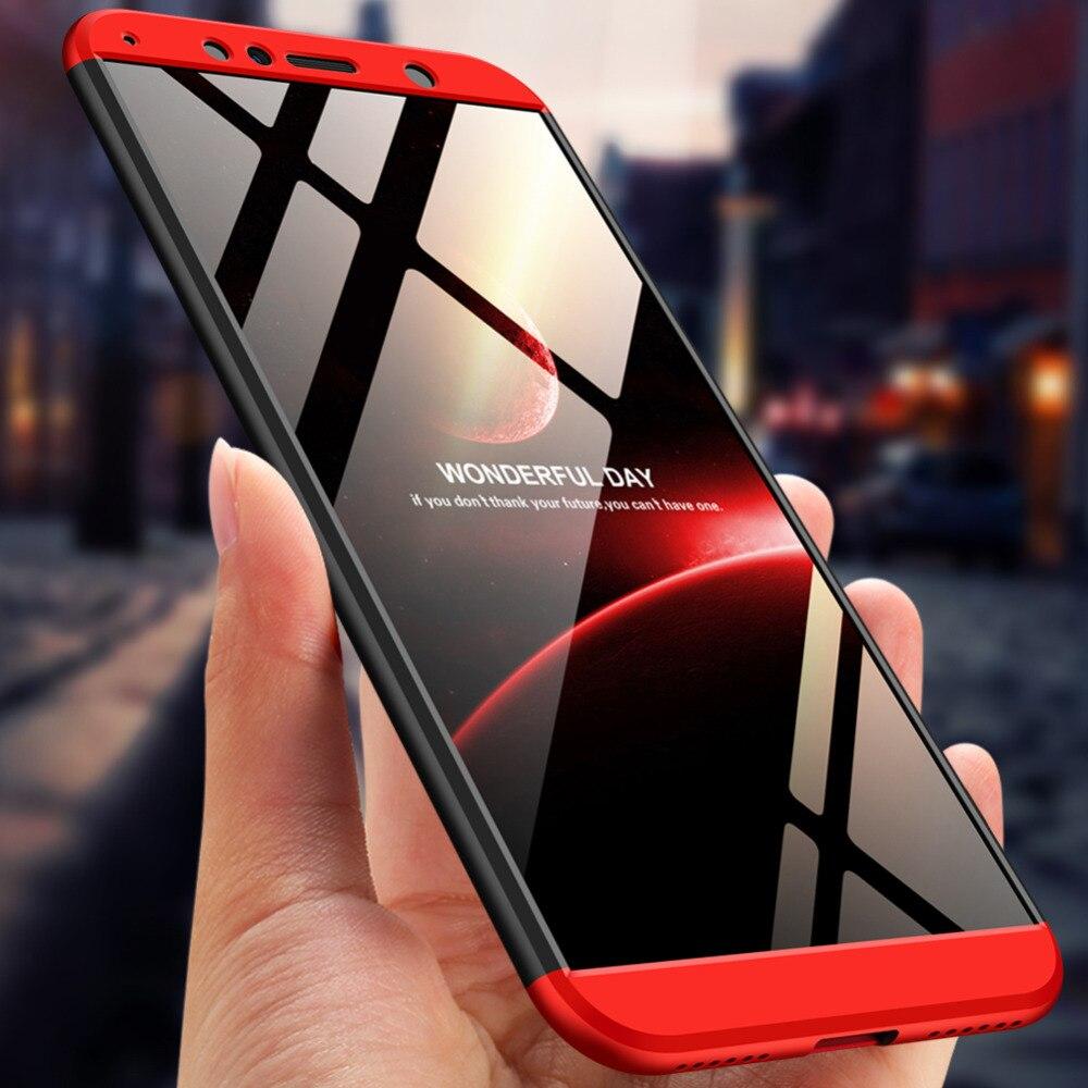 Coque Huawei Honor 7A Pro AUM L29 protection 360 degrés coque de téléphone complète pour Huawei Honor7A Pro AUM-L29 housse antichoc