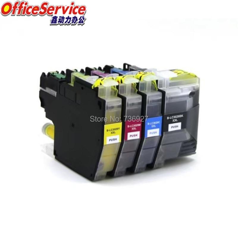 LC3029 LC3029XL cartucho de tinta Compatible para Brother MFC-J5830DW/MFC-J5830DW XL/MFC-J5930DW/MFC-J6535DW/MFC-J6535DW XL impresora
