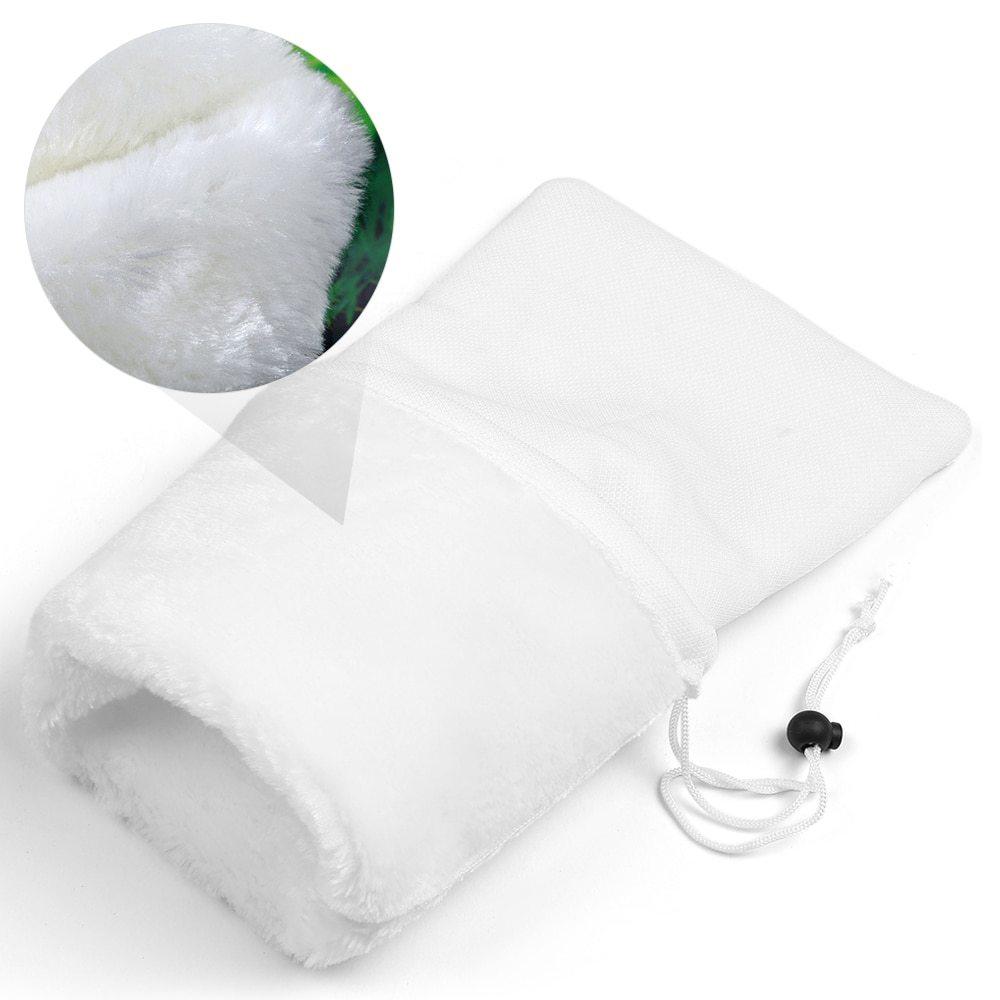 1Pcs Magic Aquarium Filter Bag High Permeability Filtration for Fresh Water & Saltwater Fish Tank Filter Mesh Bag Aquaculture