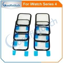 Verre avant dorigine pour Apple Watch Series 4 44mm 40mm montre écran tactile panneau de verre extérieur pour iWatch 4 S4 pièces de rechange