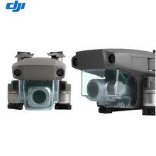 Sunnylife كاميرا ذات محورين عدسة غطاء للحماية حالة غطاء حامي ل DJI MAVIC 2 برو/التكبير
