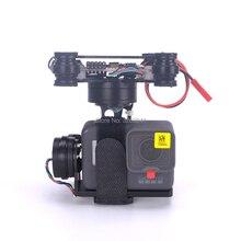 3 Axis Brushless Gimbal Storm32 Controlller FPV Gimbal plug and play For GoPro Hero 3 4 5 6 S500 S550 DJI Phantom