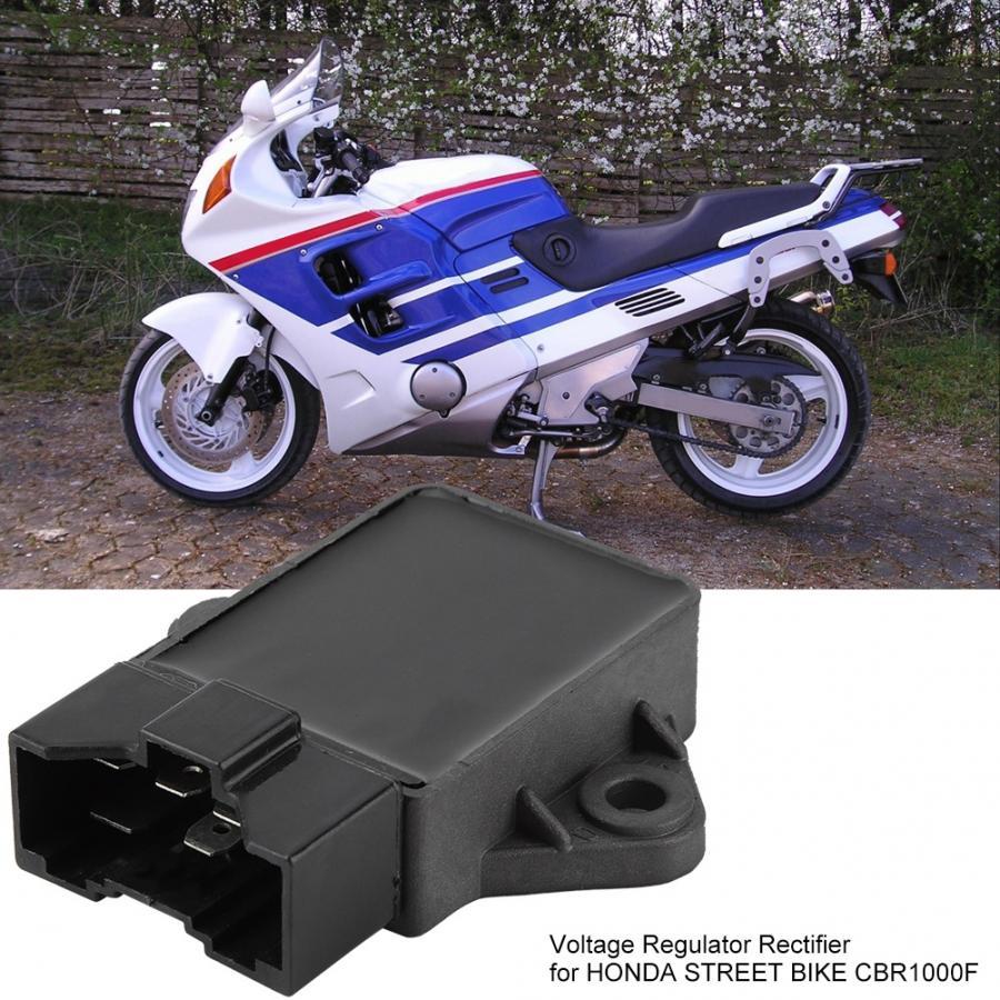 Rectificador regulador de voltaje prostownik para HONDA STREET BIKE CBR1000F regulador de tensión accesorios de aluminio para motocicleta