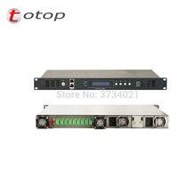 3 uds EDFA 1550nm amplificador óptico dopado con erbio, interfaz de salida SC APC, salida de potencia 22dbm, velocidad adaptativa de 10/100Mbps