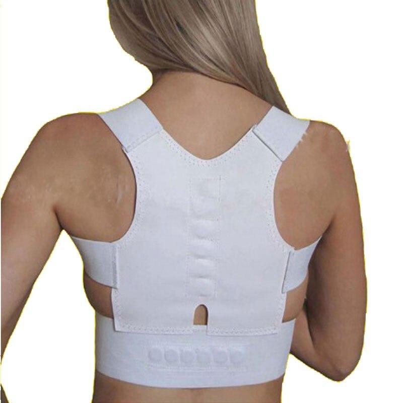 Las mujeres ortopédicos de espalda soporte para la corrección de la postura médica Correa hombro alivio de dolor de apoyo Multisizes S-XXL B001