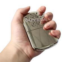 Cep kitleri Handy uzun ömürlü Ultralight el ısıtıcı marka alüminyum taşınabilir yüksek ısı cep el ısıtıcısı YH-460260