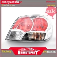 1pcs mn133700 rear light tail lamp taillight with bulb right side for mitsubishi outlander 2003 2006
