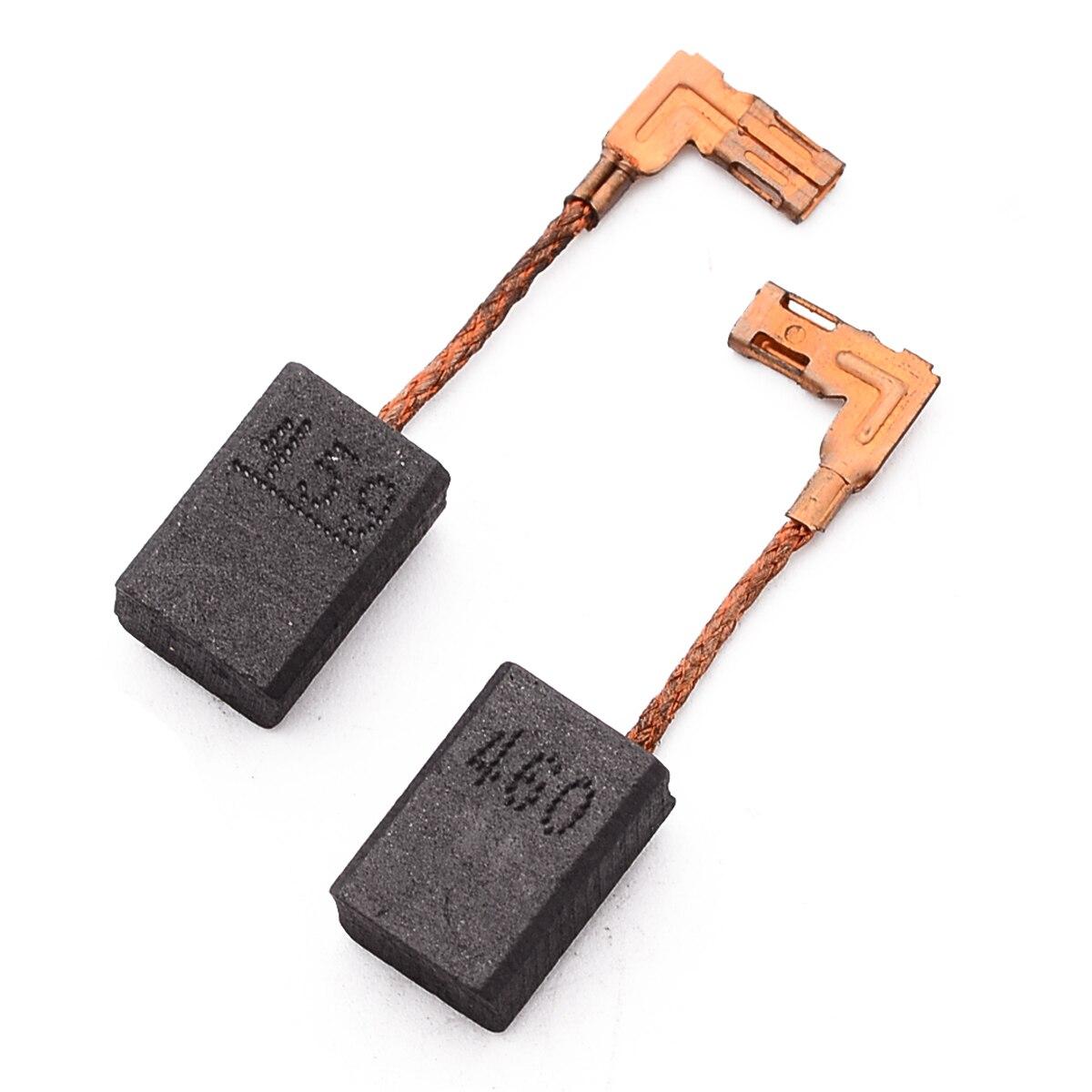Mayitr 2 шт. угольные щетки для углового шлифовщика GA 5030 CB-459 6 мм * 9 мм * 13 мм угольные щетки Замена
