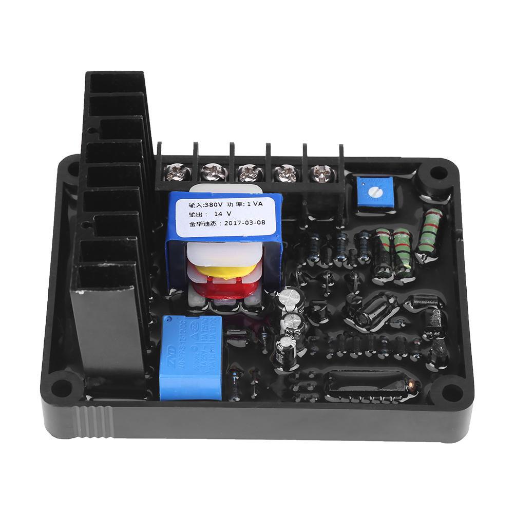 GB-170 AVR Automatic Voltage Regulator Stabilizer Generator Voltage Stabilizer for 3-phase Brushed Generator discount