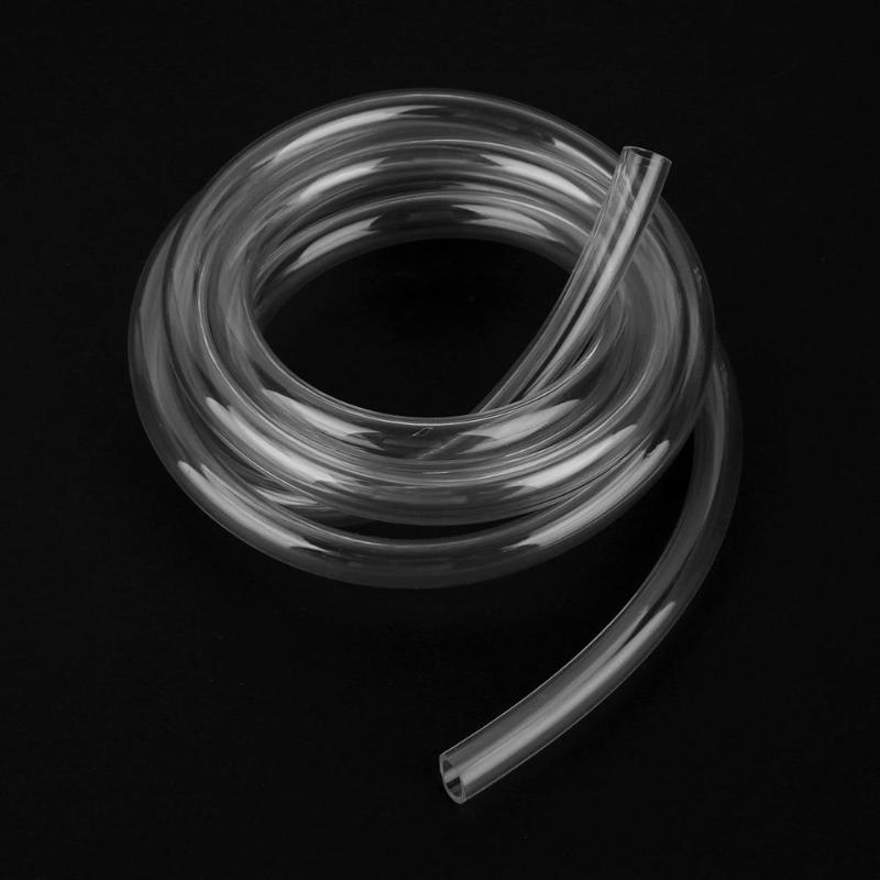 VODOOL 2 m/6.56ft 9.5x12.7mm Прозрачная ПВХ-труба для компьютера ПК водяное охлаждение CPU GPU система водяного охлаждения Шланг