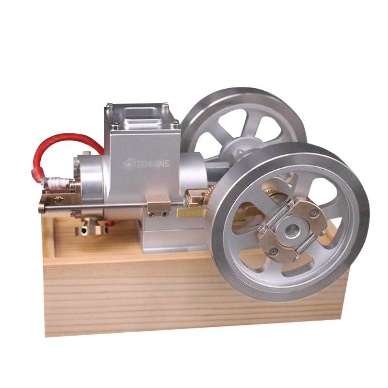 ET1-ترقية STEM ، محرك الغاز ، نموذج مجموعة محرك الاحتراق ، مشروع افعلها بنفسك