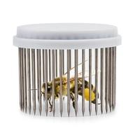 Beekeeping Queen Needle Type Bee Cage Steel Beekeeper Apiculture Catching Catcher Equipment Tools New