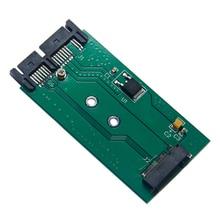 HOT-B Anahtar M.2 Ngff Ssd 1.8 Mikro Sata Adaptör Kartı 7 + 9 16 Pin