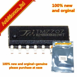 10pcs  100% new and orginal TM7707 SOP16 in stock
