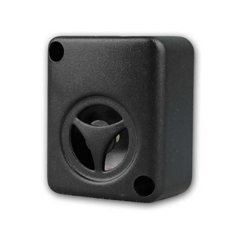 Nuevo estilo de alarma antirrobo de coche 6 V 12 V 15 V activo de alta decibelios zumbador caja de seguridad alarma antirrobo Mini piezoallarme Sirena 110dB