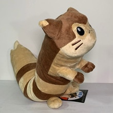 "Furret Plush Doll Soft Toy Stuffed Animal evolves from Sentret 19"""