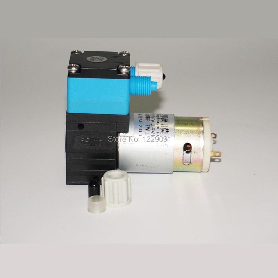 Micro descarga de residuos bomba de líquido Gas-líquido universal micro bomba de aire Micro bomba autocebante 10w