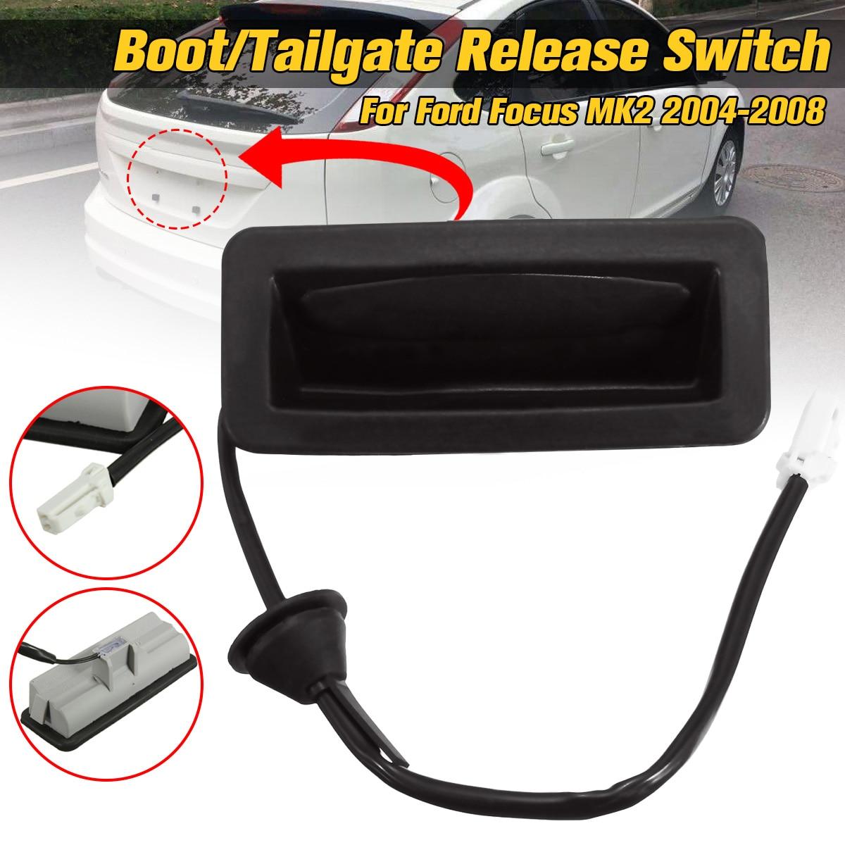 Переключатель багажника с разъемом для багажника, автомобильный переключатель для Ford Focus MK2 2005 2006 2007 2008 3M5119B514AC