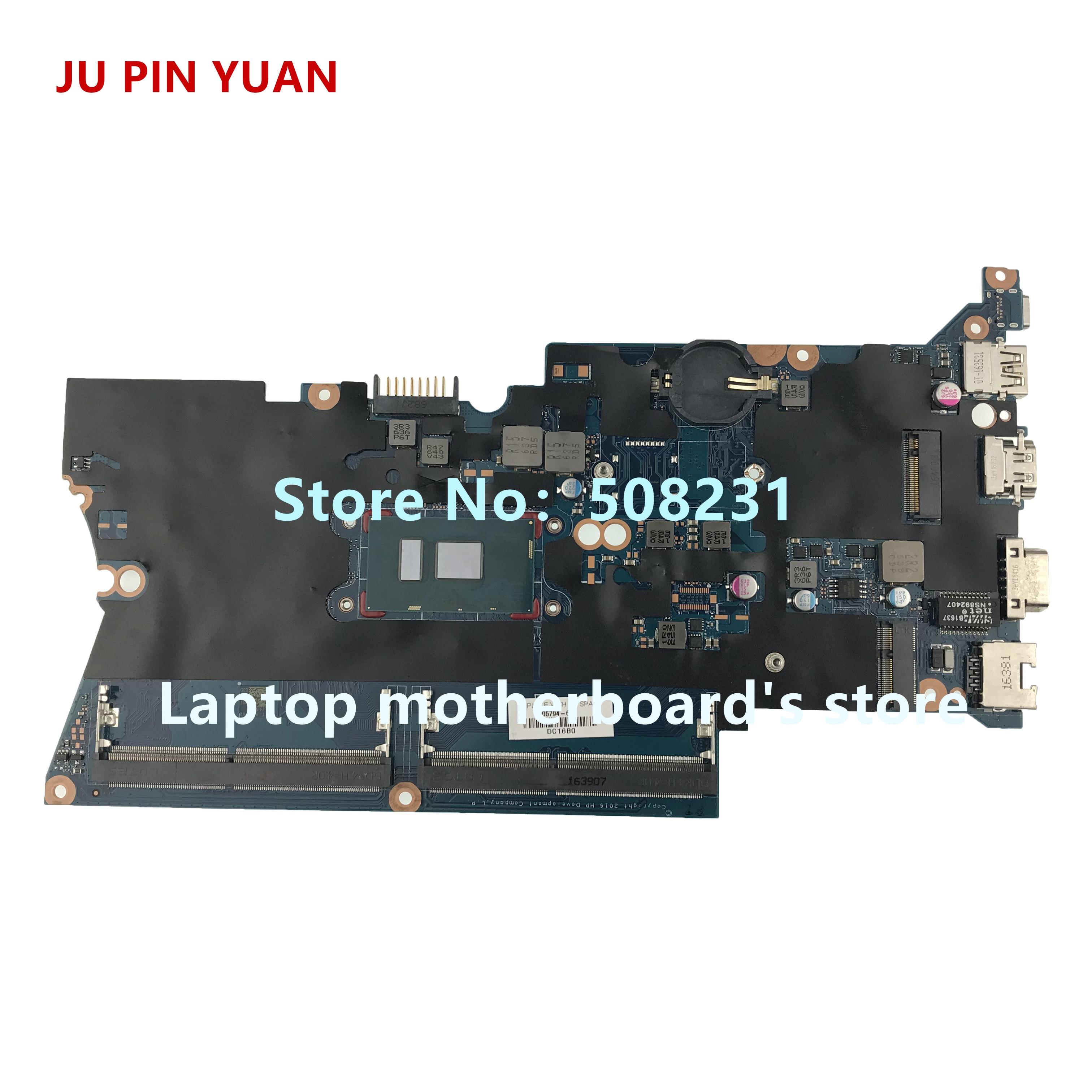جو دبوس يوان 905794-601 905794-501 905794-001 DA0X81MB6E0 ل HP ProBook 430 G4 440 G4 اللوحة المحمول I5-7200U اختبار بالكامل