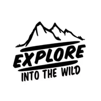 explore wild travel stickers travel travel mountain laptop car stickers decals decorative personality accessories