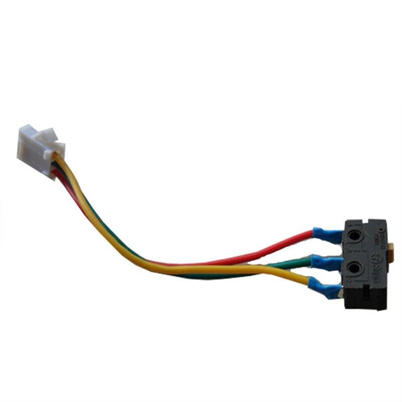 100 unids/lote electrodoméstico de cocina accesorios Micro interruptor de agua partes para calentador de agua de gas calidad duradera