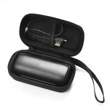 VODOOL Nylon de Proteção de Fibra de Carbono Caixa de Saco Caso Bolsa Capa para Som Bose Esporte Fone De Ouvido Fone de Ouvido Livre com Bolso de Malha