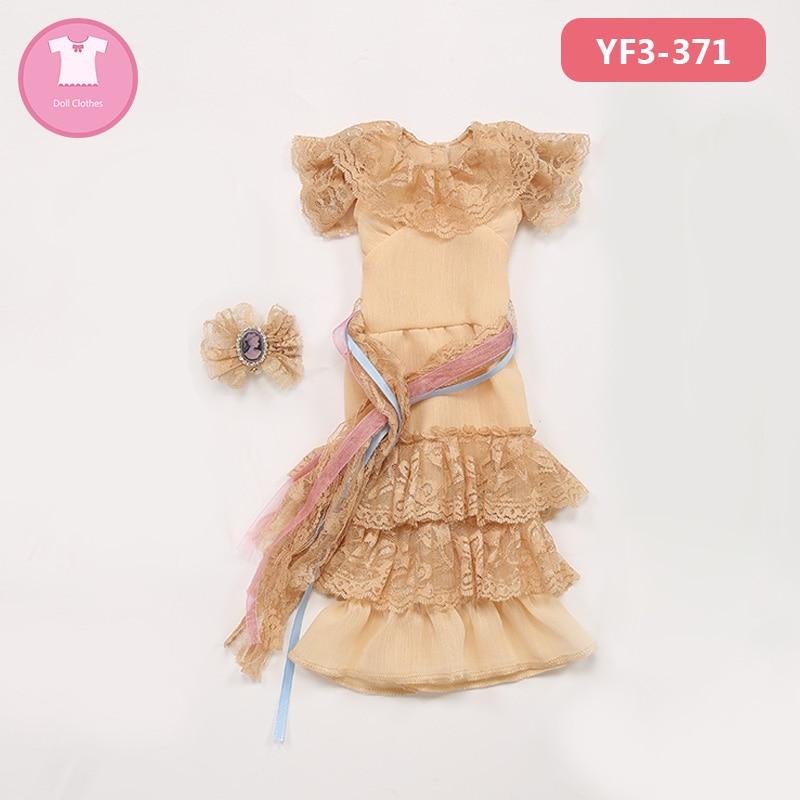 BJD ropa supia chica nuevo cuerpo 1/3 BJD SD chica vestido hermosa muñeca ropa Reparar el cuerpo OUENEIFS YF3-371
