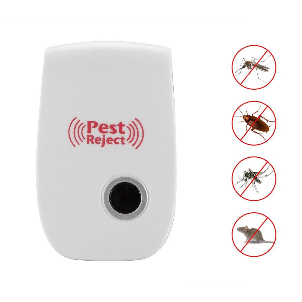Ultraschall Pest Repeller Elektronische Insekt Repellent Mörder Anti Moskito Insekt Minimoskito Repelent Rejector Dropshipping