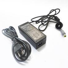 NOUVEAU Chargeur De Batterie Pour Lenovo ThinkPad X121 X200 X201 X220 X230 X300 X301 X100e X120e X121e 20 V 3.25A alimentation pour ordinateur portable Cordon