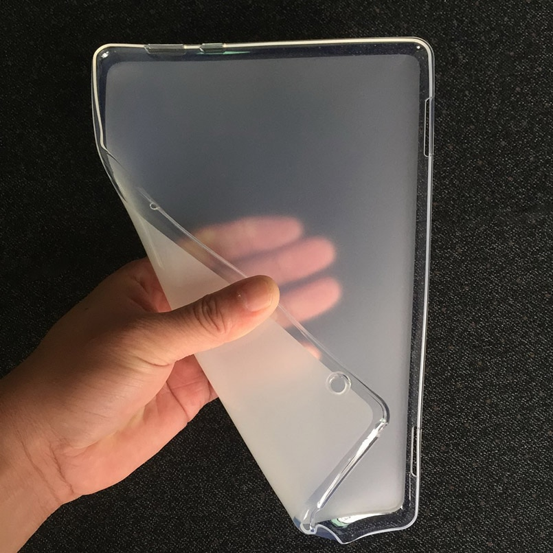 Funda de tableta para Huawei MediaPad T5 10, Funda de TPU suave para Huawei T5 10 de 10,1 pulgadas, AGS2-W09 AGS2-L09 AGS2-L03, Funda + regalo