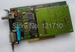 Placa de equipo industrial GEUTEBRUCK LP/JC-PCI REV.7 JC-SA 345471 LP/JC-VD3 REV.3 JC-VD3 345698