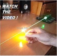 Puissant militaire vert laser pointeur 50000m 532nm 50W haute puissance lampe de poche laser Focus brûlant bois Match PPT chasse enseignement