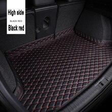 ZHAOYANHUA car Trunk mats car styling carpet for Mercedes BenzW203 W204 W205 W201 W202 AMG C43 C63 C200 C220