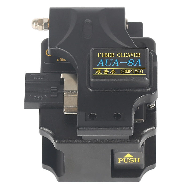 Envío Gratis cuchillo de fibra de alta precisión y cúter de cable AUA-8A Uso de conector rápido