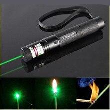 G301 Ballon Astronomy Pens Lazer Pointer Focus Burn 532nm Green Laser Pointer Pen Lazer Visible Beam 5mw Pointer  Puntero Laser