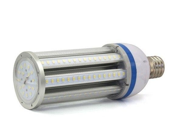 6 unids/lote E27 E40 bombilla LED tipo mazorca 45w E26 E39 Luz de calle llevada lámpara de camino E40 led alta luz de la Bahía AC85-277V