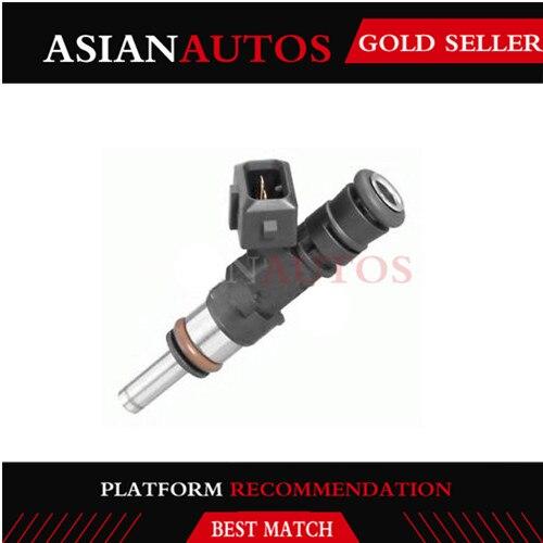 Inyector de combustible boquilla de la válvula para BMW E65 E66 F02 730Li 735Li 740Li 745Li 750Li 760L