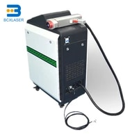 eco friendly cleaning technology 50w100w fiber laser cleaning machine for mouldmental