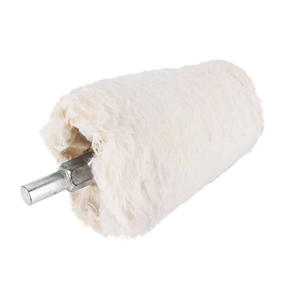 Пенопластовый Полировочный конус в форме полировки для колес-использование с электродрелью инструмент для очистки автомобиля колесные диски щетка для мытья шин