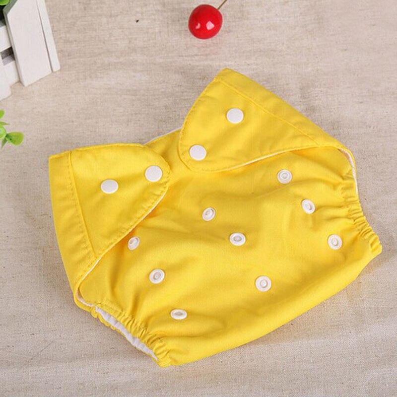 Na moda ajustável reutilizável algodão geometria lote bebê crianças meninos meninas lavável pano fralda fraldas uma peça