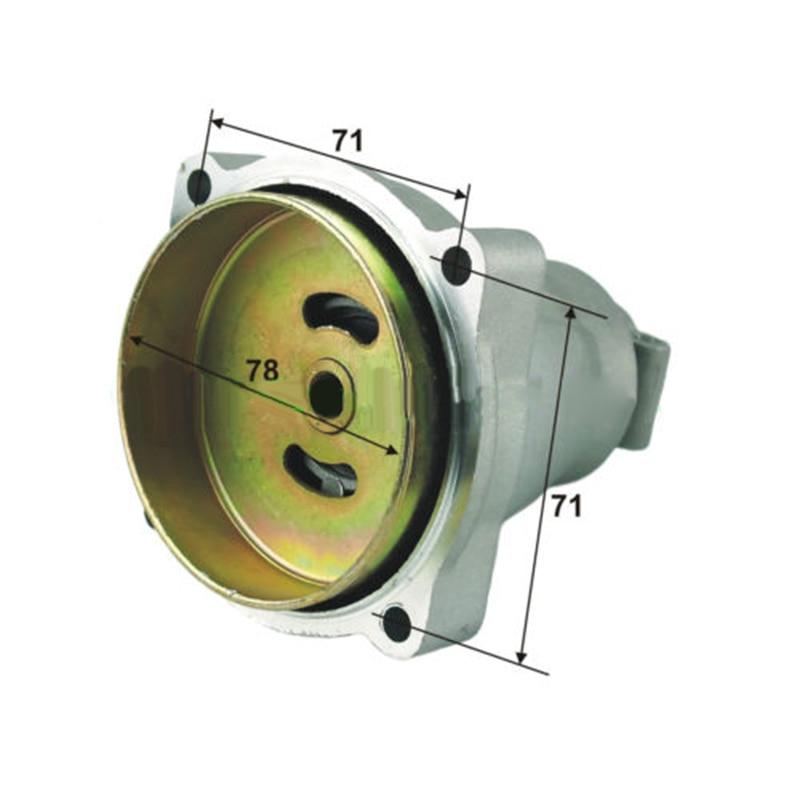 1 шт. 26 мм 9 сплайнов корпус сцепления несущее крепление барабан для различных кусторезов сцепление для триммера