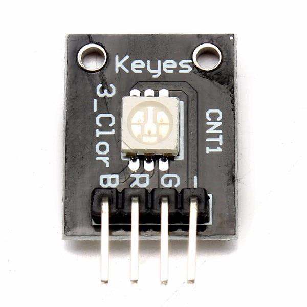 3 cor RGB SMD Módulo de LED 5050 Full Color Pwm Para Arduino MCU