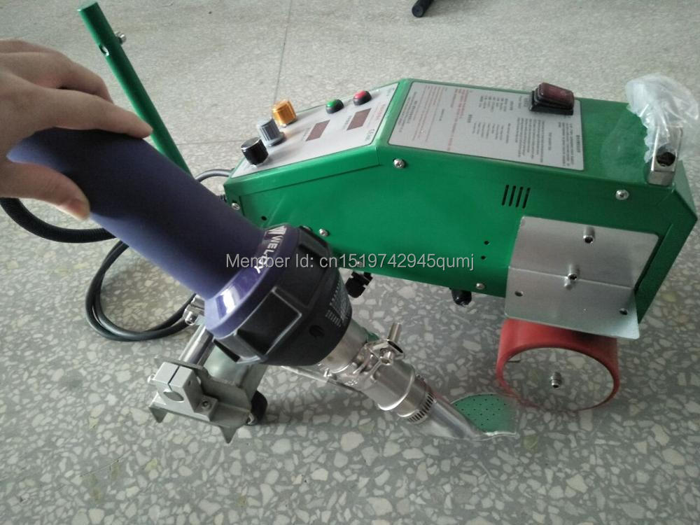 China Factory import  hot air pvc welder