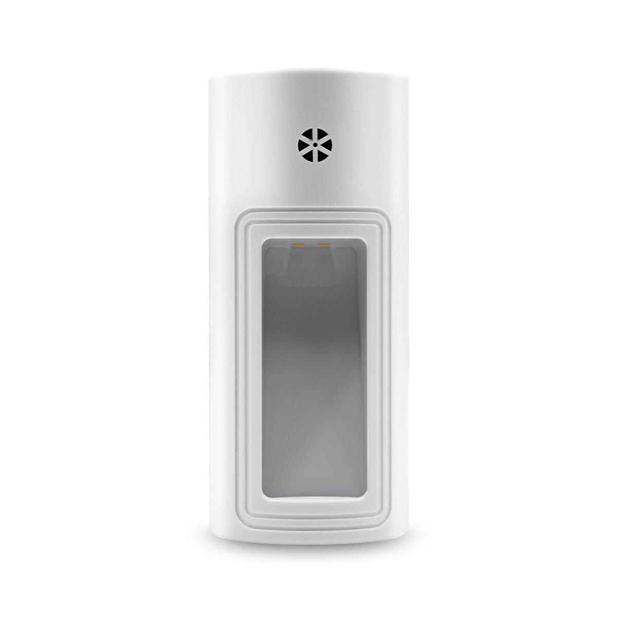 Motion Sensor Control Led Night Lights With EU US Plug Square Shape Home Babyroom Bathroom  Bedroom Desk Table Decoration Lamp